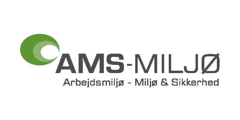 AMS-Miljø Logo